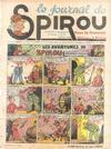 Cover for Le Journal de Spirou (Dupuis, 1938 series) #13/1940