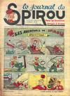 Cover for Le Journal de Spirou (Dupuis, 1938 series) #19/1940