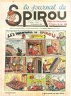 Cover for Le Journal de Spirou (Dupuis, 1938 series) #38/1940