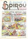 Cover for Le Journal de Spirou (Dupuis, 1938 series) #43/1940