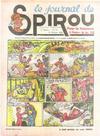 Cover for Le Journal de Spirou (Dupuis, 1938 series) #44/1940