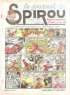 Cover for Le Journal de Spirou (Dupuis, 1938 series) #45/1940