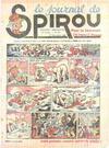 Cover for Le Journal de Spirou (Dupuis, 1938 series) #50/1940