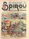 Cover for Le Journal de Spirou (Dupuis, 1938 series) #51/1940