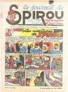 Cover for Le Journal de Spirou (Dupuis, 1938 series) #52/1940