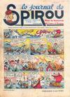 Cover for Le Journal de Spirou (Dupuis, 1938 series) #4/1941
