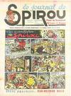 Cover for Le Journal de Spirou (Dupuis, 1938 series) #5/1941