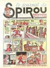 Cover for Le Journal de Spirou (Dupuis, 1938 series) #14/1941