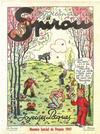 Cover for Le Journal de Spirou (Dupuis, 1938 series) #15/1941