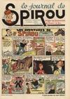Cover for Le Journal de Spirou (Dupuis, 1938 series) #24/1941