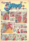 Cover for Le Journal de Spirou (Dupuis, 1938 series) #17/1945