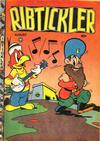 Cover for Ribtickler (Fox, 1945 series) #9