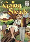 Cover for Going Steady (St. John, 1954 series) #13