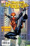 Cover Thumbnail for Amazing Spider-Girl (2006 series) #1 [Ron Frenz cover]