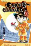 Cover for Case Closed (Viz, 2004 series) #1