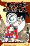 Cover for Case Closed (Viz, 2004 series) #2