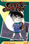 Cover for Case Closed (Viz, 2004 series) #3