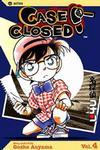 Cover for Case Closed (Viz, 2004 series) #4