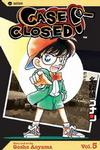 Cover for Case Closed (Viz, 2004 series) #5
