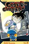 Cover for Case Closed (Viz, 2004 series) #9