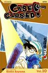 Cover for Case Closed (Viz, 2004 series) #10