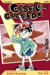 Cover for Case Closed (Viz, 2004 series) #11