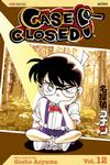 Cover for Case Closed (Viz, 2004 series) #12