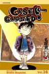 Cover for Case Closed (Viz, 2004 series) #14