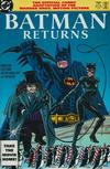 Cover for Batman Returns: The Official Comic Adaptation of the Warner Bros. Motion Picture (DC, 1992 series) #[nn] [Regular]
