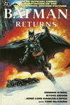 Cover for Batman Returns: The Official Comic Adaptation of the Warner Bros. Motion Picture (DC, 1992 series) #[nn] [Deluxe]