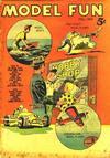 Cover for Model Fun (Hardie-Kelly, 1954 series) #2