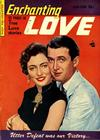Cover for Enchanting Love (Kirby Publishing Co., 1949 series) #3