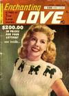 Cover for Enchanting Love (Kirby Publishing Co., 1949 series) #6