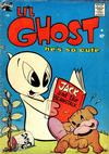 Cover for Li'l Ghost (St. John, 1958 series) #1