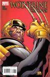 Cover for Wolverine: Origins (Marvel, 2006 series) #8 [Quesada Cover]