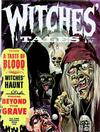 Cover for Witches Tales (Eerie Publications, 1969 series) #v1#8
