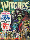 Cover for Witches Tales (Eerie Publications, 1969 series) #v5#2