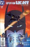 Cover for Batman: City of Light (DC, 2003 series) #2
