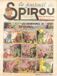Cover Thumbnail for Le Journal de Spirou (Dupuis, 1938 series) #13/1940