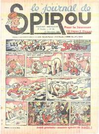 Cover Thumbnail for Le Journal de Spirou (Dupuis, 1938 series) #50/1940