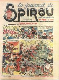 Cover Thumbnail for Le Journal de Spirou (Dupuis, 1938 series) #51/1940
