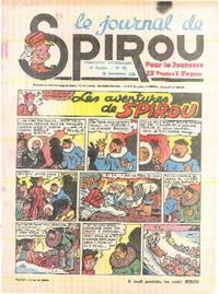 Cover Thumbnail for Le Journal de Spirou (Dupuis, 1938 series) #52/1940