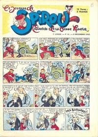 Cover Thumbnail for Le Journal de Spirou (Dupuis, 1938 series) #41/1945