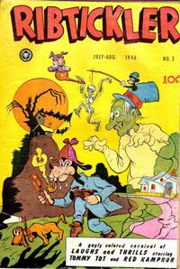 Cover Thumbnail for Ribtickler (Fox, 1945 series) #3