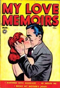 Cover Thumbnail for My Love Memoirs (Fox, 1949 series) #11