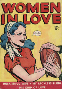 Cover Thumbnail for Women in Love (Fox, 1949 series) #3