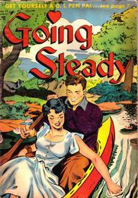 Cover Thumbnail for Going Steady (St. John, 1954 series) #11