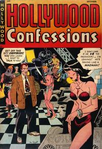Cover Thumbnail for Hollywood Confessions (St. John, 1949 series) #2