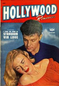 Cover Thumbnail for Hollywood Pictorial (St. John, 1950 series) #3
