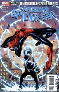 Cover Thumbnail for Amazing Spider-Girl (Marvel, 2006 series) #2